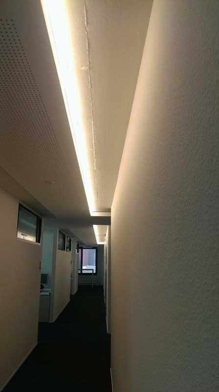 Büro Deckenleuchten aus LEDs |LM Lichtmacher